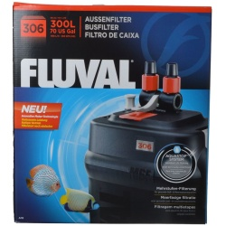 Fluval External Canister Filters - Series 6 (Fluval 306 [303 GPH - Up to 70 Gallons])
