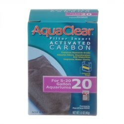 45353 250x250 - Aquaclear Activated Carbon Filter Inserts (For Aquaclear 20 Power Filter)
