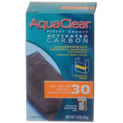 45365 250x250 - Aquaclear Activated Carbon Filter Inserts (For Aquaclear 30 Power Filter)