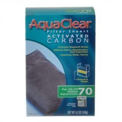 45389 250x250 - Aquaclear Activated Carbon Filter Inserts (For Aquaclear 70 Power Filter)