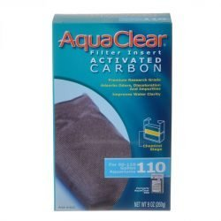 45401 250x250 - Aquaclear Activated Carbon Filter Inserts (For Aquaclear 110 Power Filter)