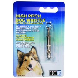 Hagen Dogit High Pitch Silent Dog Whistle (Silent Dog Whistle)