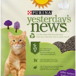 Purina Yesterday's News Soft Texture Cat Litter - Unscented (26 lbs)