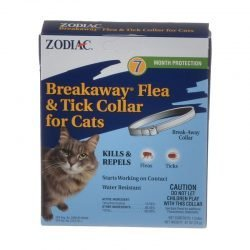 47549 250x250 - Zodiac Breakaway Flea & Tick Collar for Cats (7 Month Supply)