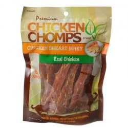 55257 250x250 - Premium Chicken Chomps Chicken Breast Jerky (6 oz)
