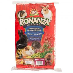 56922 250x250 - LM Animal Farms Bonanza Guinea Pig Gourmet Diet (20 lbs)