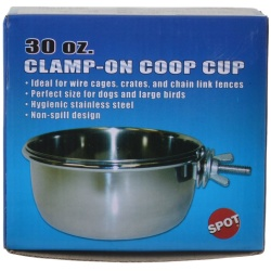 68462 250x250 - Spot Stainless Steel Coop Cup with Bolt Clamp (30 oz)
