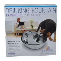 70138 250x250 - Pioneer Raindrop Stainless Steel Drinking Fountain (96 oz)