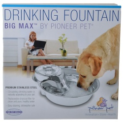 70150 250x250 - Pioneer Big Max Stainless Steel Drinking Fountain (128 oz)