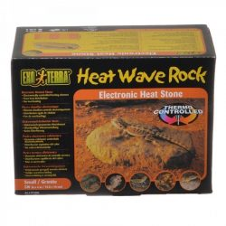 "76059 250x250 - Exo-Terra Heat Wave Rock (Small - 5 Watt - [6""L x 4""W])"