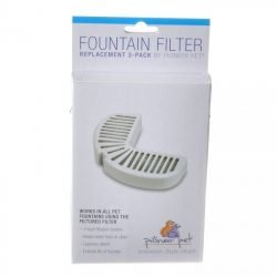 76180 250x250 - Pioneer Replacement Filters for Stainless Steel and Ceramic Fountains (3 Pack)