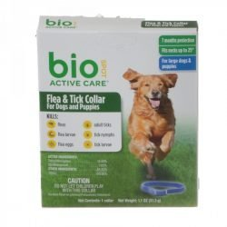 "76848 250x250 - Bio Spot Active Care Flea & Tick Collar for Dogs [ Large - 1 Pack - (Necks up to 25"") ]"