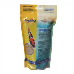 77259 250x250 - Laguna Spring/Fall Goldfish and Koi Food - Floating Pellets with Wheat Germ (17 oz)