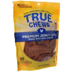 True Chews Premium Jerky Cuts with Real Chicken (12 oz)