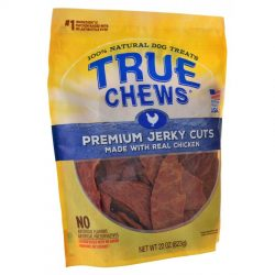 79963 1 250x250 - True Chews Premium Jerky Cuts with Real Chicken (22 oz)