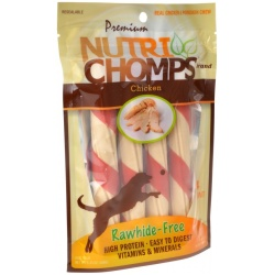 80390 250x250 - Premium Nutri Chomps Chicken Wrapped Twists (4 Count)