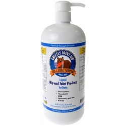 80577 250x250 - Grizzly Joint Aid Liquid Hip & Joint Product for Dogs (32 oz)