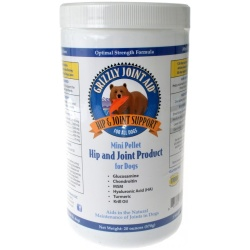 80583 250x250 - Grizzly Joint Aid Mini Pellet Hip & Joint Product for Dogs (20 oz)