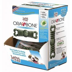 83348 250x250 - Loving Pets Ora-Bone Dental Treat for Dogs (Large - 20 Count)