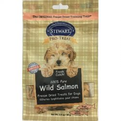 83468 250x250 - Stewart 100% Pure Wild Salmon Freeze Dried Dog Treats (2.4 oz)