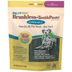 Ark Naturals Breath-Less Brushless Toothpaste (Large [18 oz])