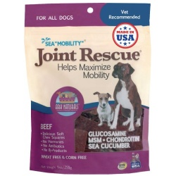 85713 250x250 - Ark Naturals Sea Mobility Joint Rescue Beef Jerky (9 oz)