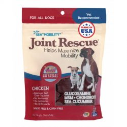 85716 250x250 - Ark Naturals Sea Mobility Joint Rescue Chicken Jerky (9 oz)