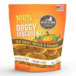 85890 250x250 - Wholesome Pride Doggy Biscuits - Sweet Potato & Pumpkin (4.5 oz)