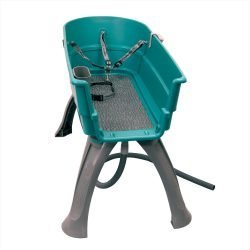 "booster bath elevated dog bath and grooming center large teal 45 x 2125 x 15 250x250 - Booster Bath Elevated Dog Bath and Grooming Center Large Teal 45"" x 21.25"" x 15"""