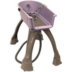 "booster bath elevated dog bath and grooming center medium lilac 33 x 1675 x 10 250x250 - Booster Bath Elevated Dog Bath and Grooming Center Medium Lilac 33"" x 16.75"" x 10"""