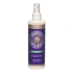 buddy splash lavender and mint spritzer and conditioner 16 ounces 250x250 - Buddy Splash Lavender and Mint Spritzer and Conditioner 16 ounces