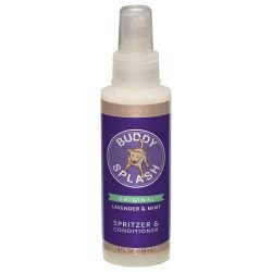 buddy splash lavender and mint spritzer and conditioner 4 ounces 250x250 - Buddy Splash Lavender and Mint Spritzer and Conditioner 4 ounces