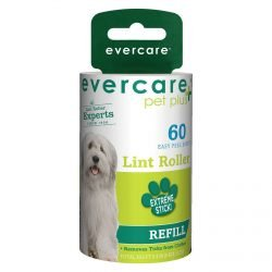 "evercare pet plus extreme stick 60 sheet refill 4 x 225 x 225 250x250 - Evercare Pet Plus Extreme Stick 60 Sheet Refill 4"" x 2.25"" x 2.25"""