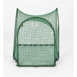 """Kittywalk Single T-Connect Unit Outdoor Cat Enclosure Green 24"""" x 24"""" x 24"""""""