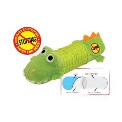 petstages stuffing free big squeak gator green 250x250 - Petstages Stuffing Free Big Squeak Gator Green