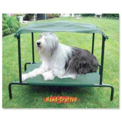 "puppywalk breezy bed outdoor dog bed green 28 x 20 x 25 250x250 - Puppywalk Breezy Bed Outdoor Dog Bed Green 28"" x 20"" x 25"""