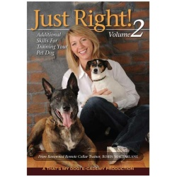 thats my dog just right dog training dvd volume 2 250x250 - That's My Dog Just Right Dog Training DVD Volume 2