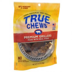 true chews premium grillers with real steak 35 oz 250x250 - True Chews Premium Grillers with Real Steak (3.5 oz)