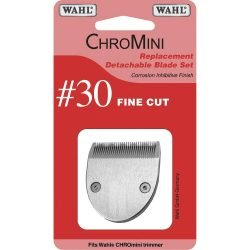 wahl chromini replacement blade 30 fine silver 250x250 - Wahl ChroMini Replacement Blade #30 Fine Silver