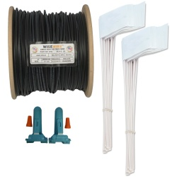 WiseWire 14 gauge Boundary Wire Kit 1000ft