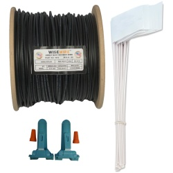 WiseWire 14 gauge Boundary Wire Kit 500ft