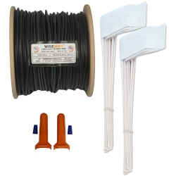 wisewire 16 gauge boundary wire kit 1000ft 250x250 - WiseWire 16 gauge Boundary Wire Kit 1000ft