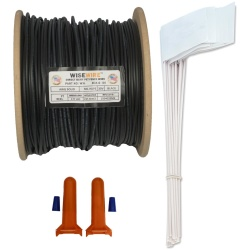 wisewire 16 gauge boundary wire kit 500ft 250x250 - WiseWire 16 gauge Boundary Wire Kit 500ft