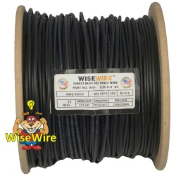 wisewire 18g pet fence wire 1000ft 250x250 - WiseWire 18g Pet Fence Wire 1000ft