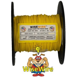WiseWire 20g Pet Fence Wire 1000ft