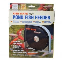 20543 250x250 - Fish Mate Pond Fish Feeder P21 (Holds 21 Days of Food)