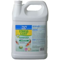 21023 250x250 - PondCare Stress Coat Plus Fish & Tap Water Conditioner for Ponds (1 Gallon [Treats 15,360 Gallons])