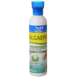 PondCare AlgaeFix Algae Control for Ponds (8 oz [Treats 2,400 Gallons])