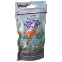 PondCare Aquatic Plant Food Tablets (25 Tablets)