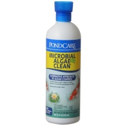 PondCare Microbial Algae Clean (16 oz [Treats 4,800 Gallons])